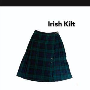 Genuine Irish Kilt from Ireland